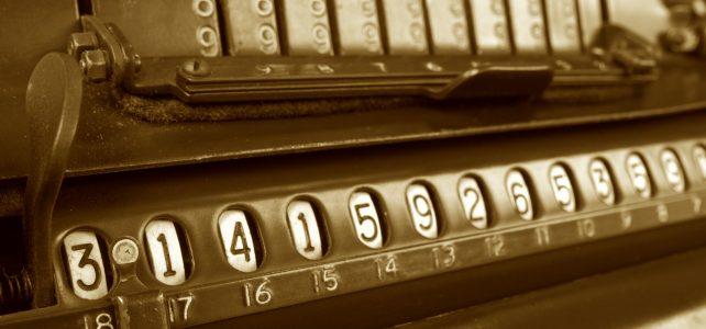 Hoe schrijft u getallen in uw tekst? Als cijfers of in woorden?
